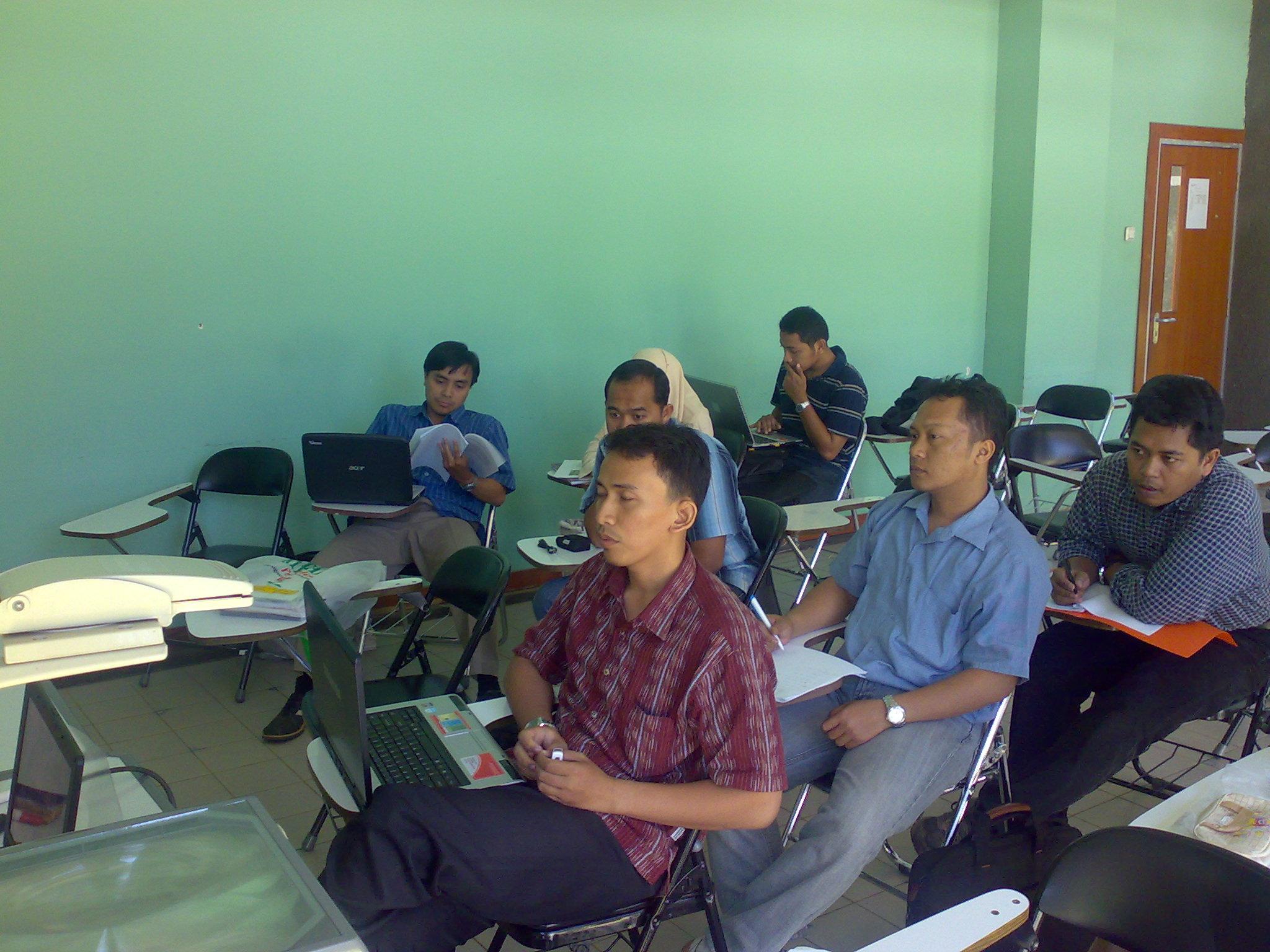 Kelas Disain Penelitian S2 TekMesin