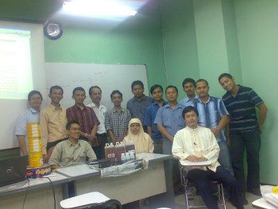 Kelas Disain Penelitian S2 T Mesin2007