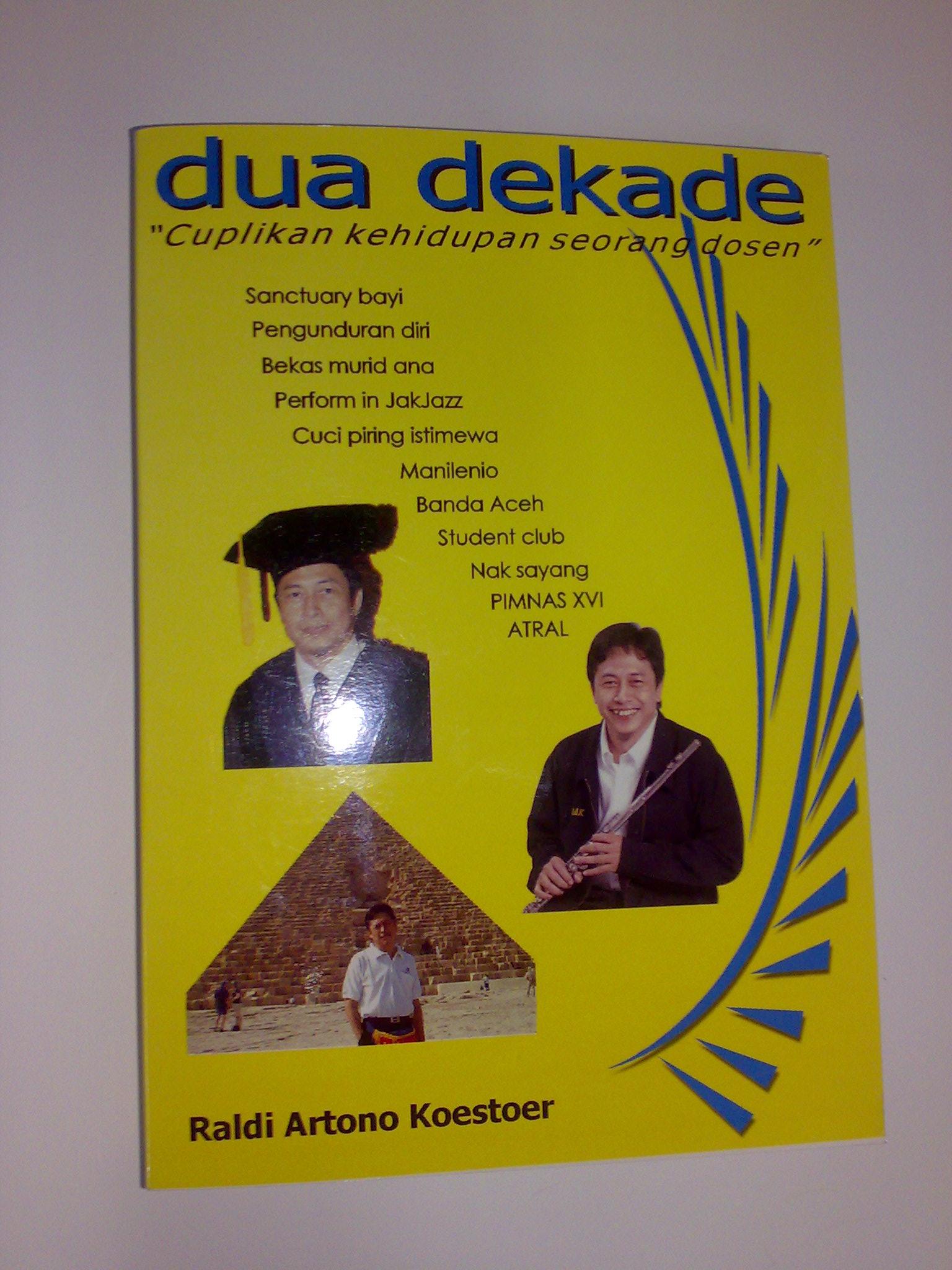 Buku Dua Dekade2007
