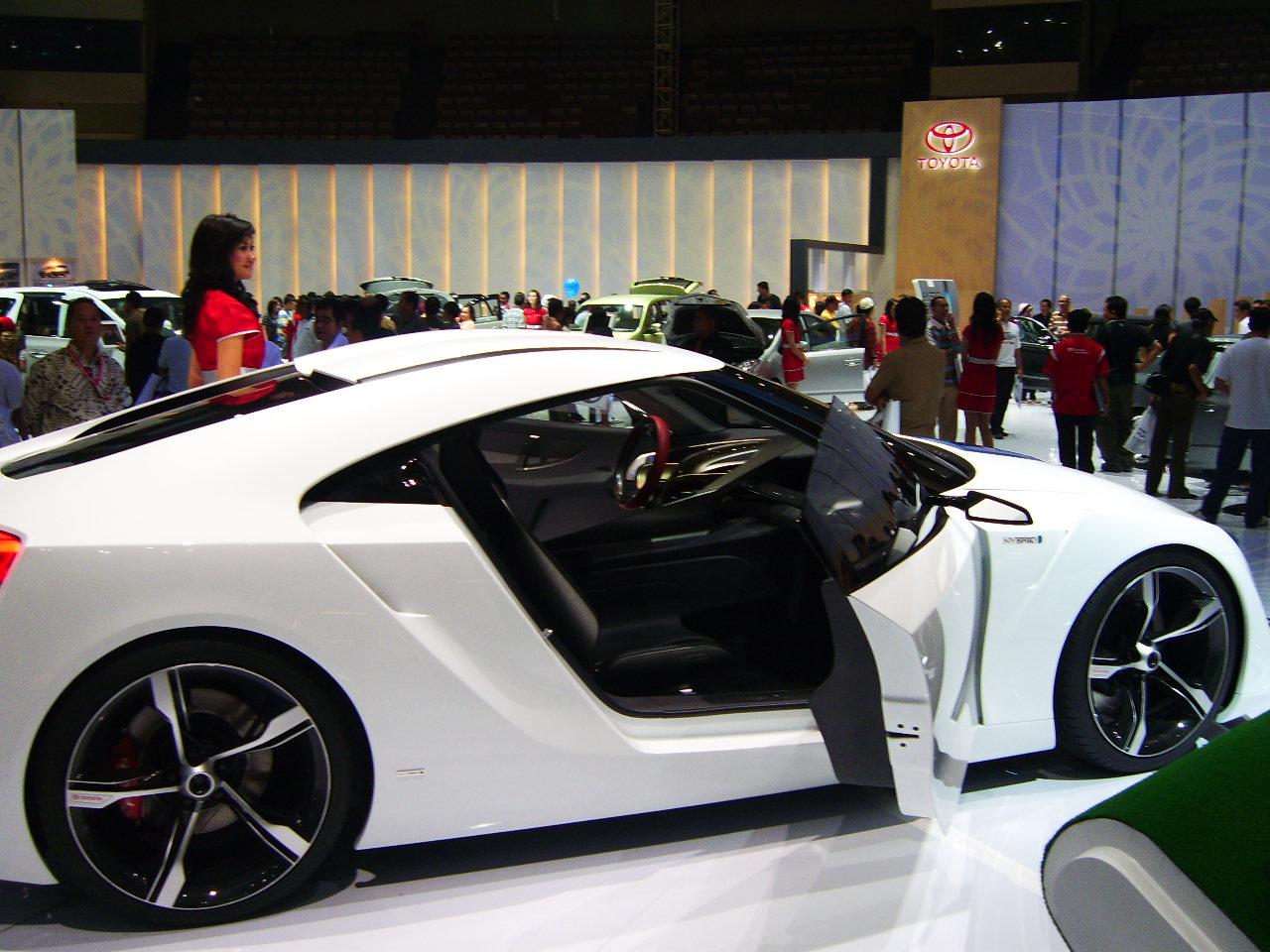 FTHS mobil Sport Hybrid