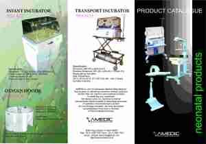 Amedic Incubators
