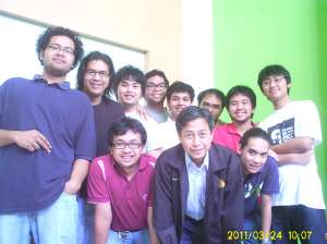 peserta kuliah Pengukuran Teknik