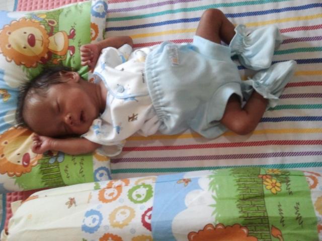 bayi bu Ari 14Juni12