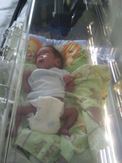 Bayi Prematur NADHILA