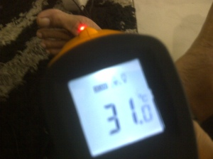 itulah beda suhu ant bag yg terkena Asur dan bag lain