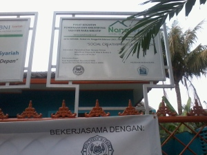 Papan nama Creativepreneur