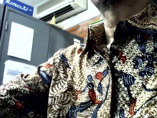 Batik shot 171213