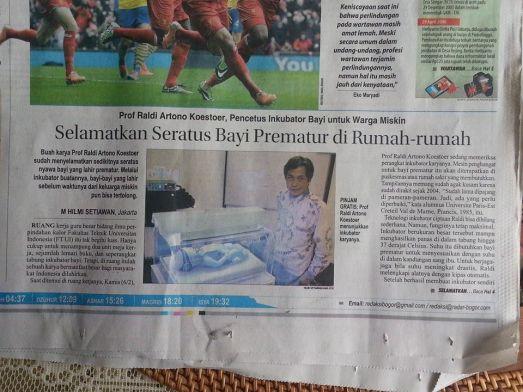 Reportase Hilmi Setiawan Jawapos