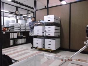 Sembunyi ditengah antara 14 unit bodi bawah inkubator