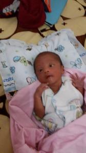 Bayinya bapak Atabik Lutfi