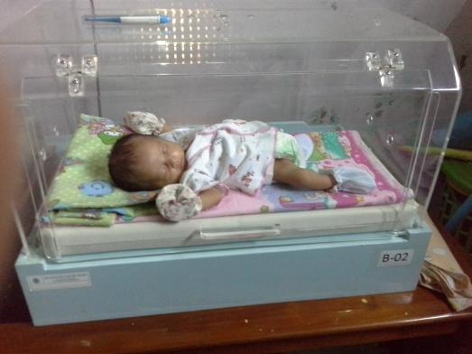 Bayi prematur Brebes