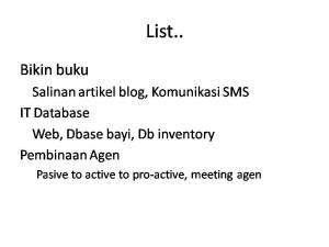 List p2